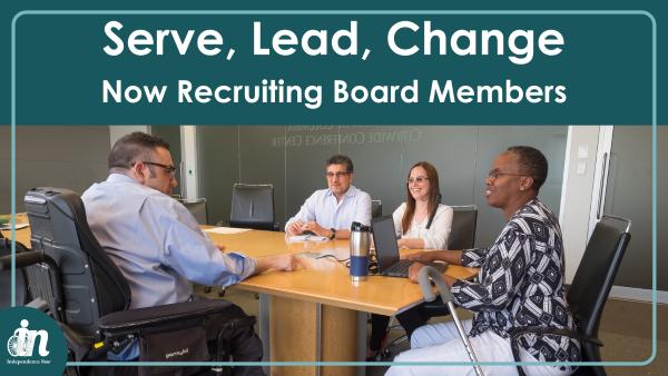 Now Recruiting Board Members