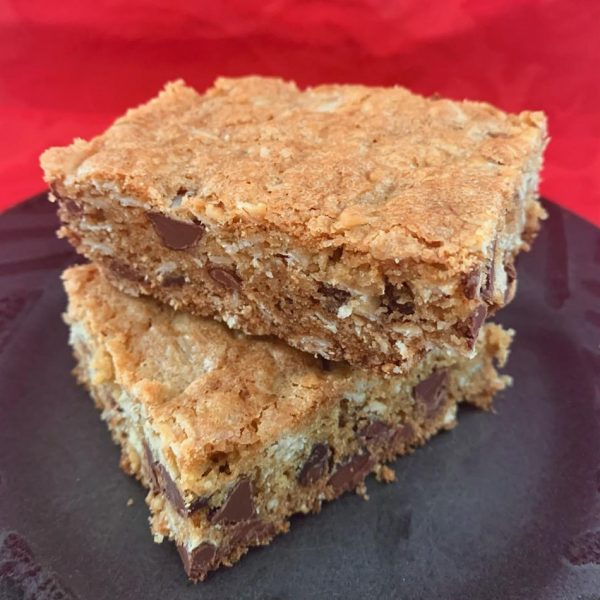National Blondie Brownie Day | Sarah's Recipe