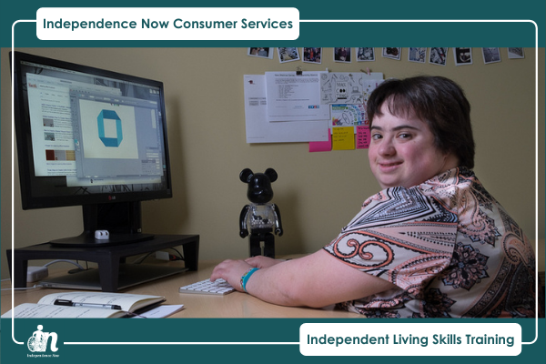 Core Service: Independent Living Skills Training