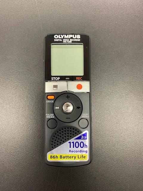 Photo of Olympus 2GB Digital Voice Recorder