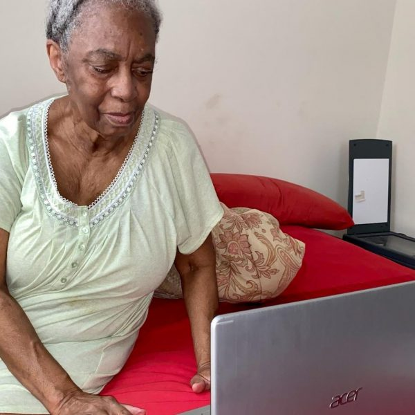How Ms. Annette is Staying Connected During COVID