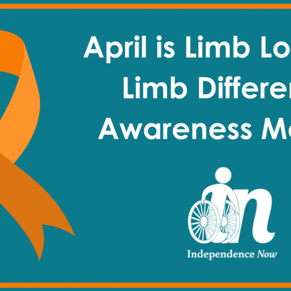 Limb Loss and Limb Difference Awareness Month