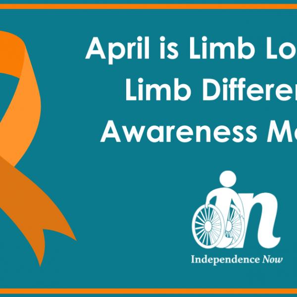 Limb Loss and Limb Difference Awareness Month