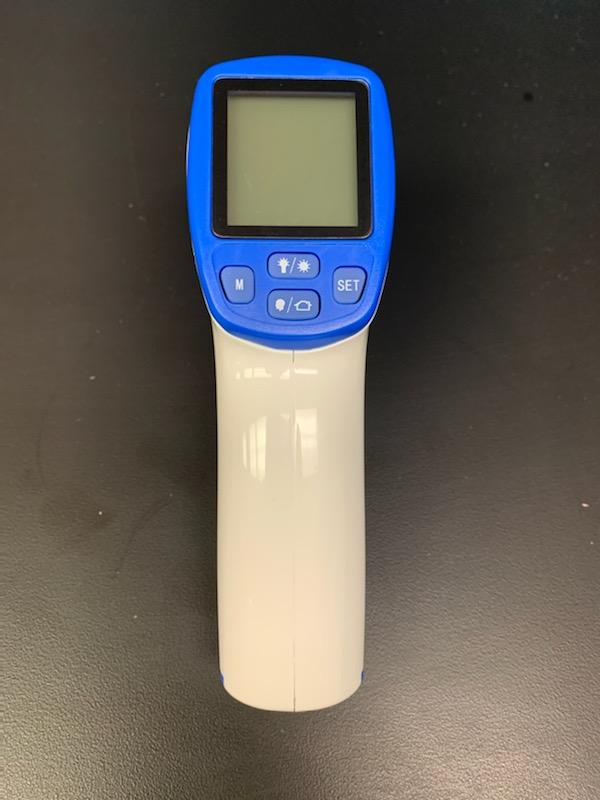 Photo of Non-Contact Talking Thermometer