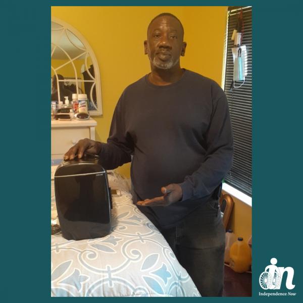 Small Things Make A Big Impact | Melvin's Story