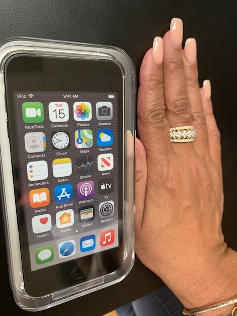Photo of iPod