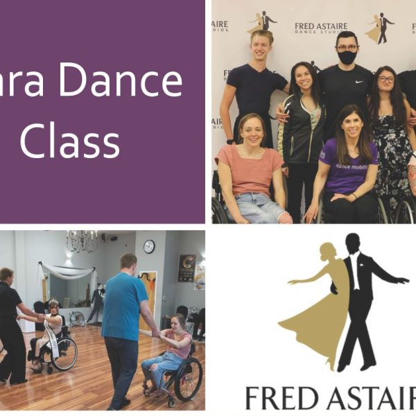 COMMUNITY EVENT: Wheelchair Accessible Dance Class