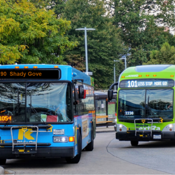 Getting All Around – A Webinar about Transportation Resources in Montgomery County