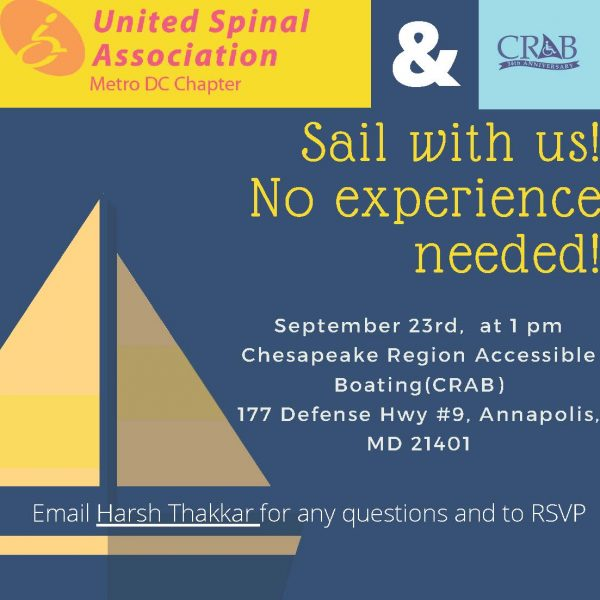 Accessible Sailing Excursion