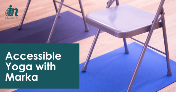 photo of chairs on yoga mats