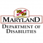 Logo for Maryland Department of Disabilities